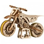 Wooden-City-WR343 3D Holzpuzzle - Motocross